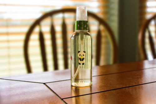 green facial mist (via collegefashion)
