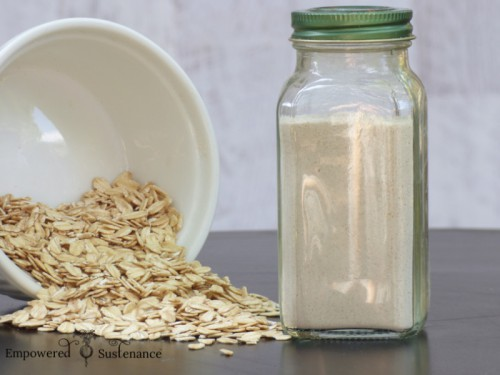 chamomile and oat cleanser (via empoweredsustenance)