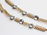diy-fishbone-chain-crystal-bracelet-4