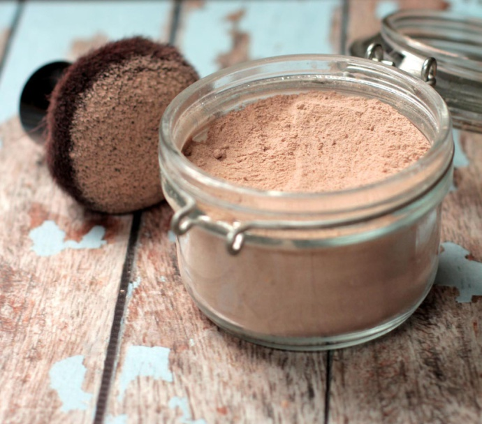 Picture Of diy foundation powder for sensitive skin  1