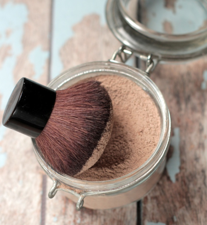 Picture Of diy foundation powder for sensitive skin  2