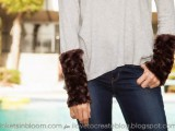diy-furry-cuffed-t-shirt-for-fall-and-winter-1