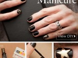 diy-gold-star-manicure-for-the-holiday-season-1