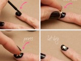 diy-gold-star-manicure-for-the-holiday-season-3