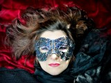 DIY Mysterious Masquerade Mask