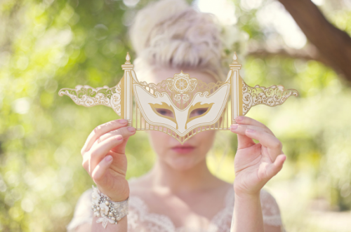 Free Printable NYE Masquerade Masks (via brit)