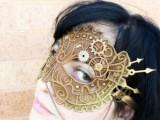 DIY Steampunk Lace Mask