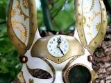 DIY Steampunk White Rabbit