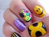 diy-happy-smiles-nail-art-1