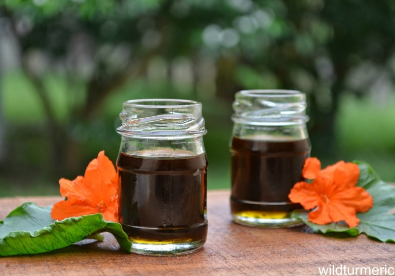 Picture Of Diy Henna Hair Oil For Hair Growth 2