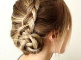 dutch French braid