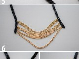 diy-layered-chain-and-braided-leather-necklace-4