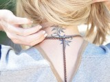 diy-long-o-ring-double-chain-necklace-8