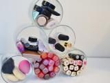 DIY Cosmetic Orangizer
