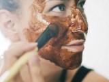 Indian mud mask