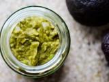avocado and aloe vera mask