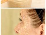 oatmeal honey face scrub