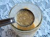 honey oatmeal and lemon mask