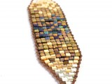 diy-ombre-beaded-leather-cuff-3