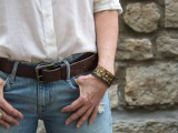 diy-painted-leather-distressed-cuff-1