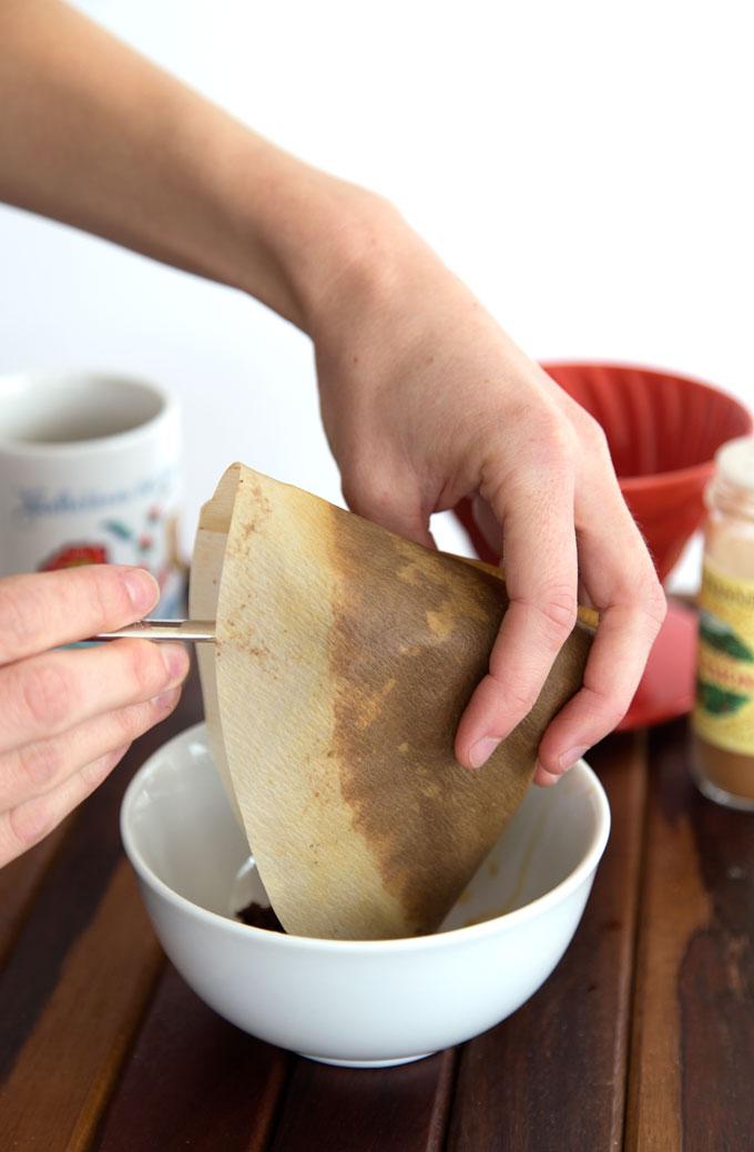 Picture Of diy pumpkin spice latte body scrub  3