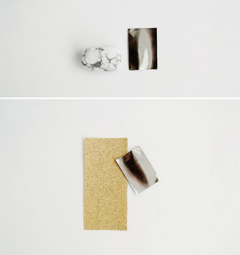 Picture Of diy raw semi precious stone necklace  4
