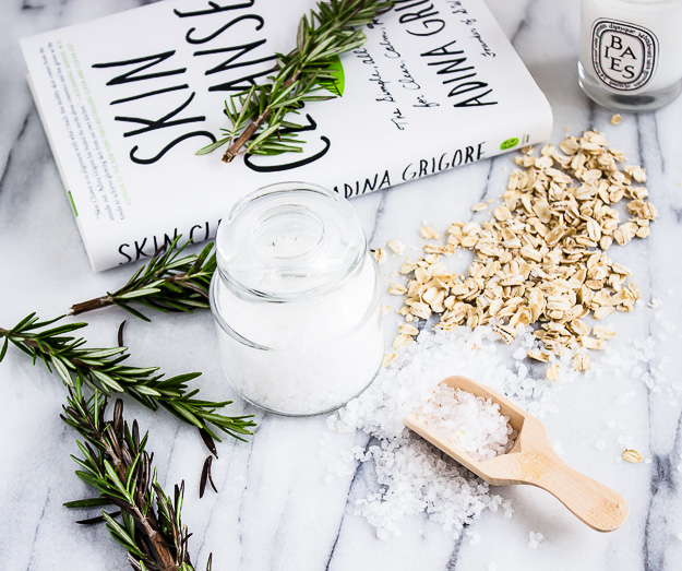 Picture Of diy soothing bath soak with sea salt  1