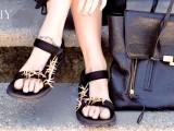 diy-spiky-embellished-sport-sandals-1