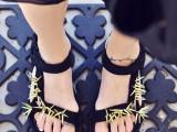 diy-spiky-embellished-sport-sandals-6
