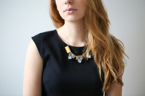 14 DIY Statement Necklaces To Rock At Work