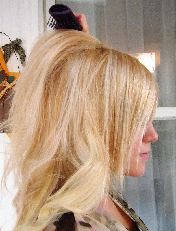 Picture Of easy and versatile diy ponytail  3