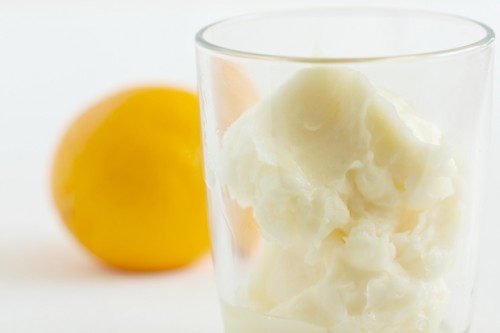 lemon cream body butter (via gi365)