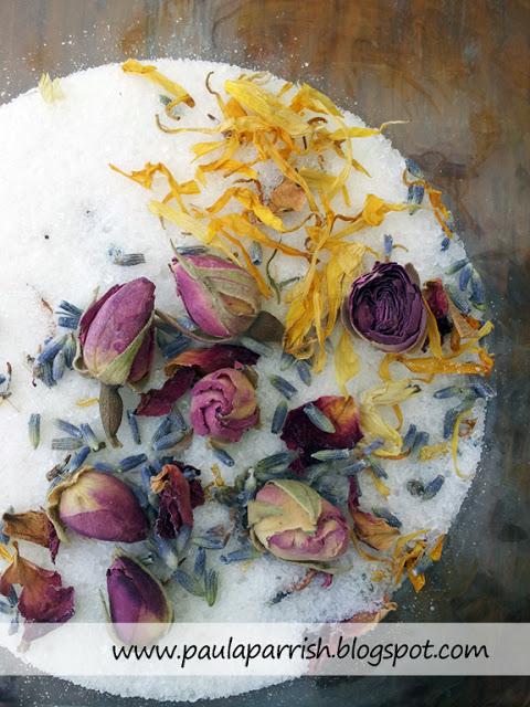 herbal detox salts (via paulaparrish)