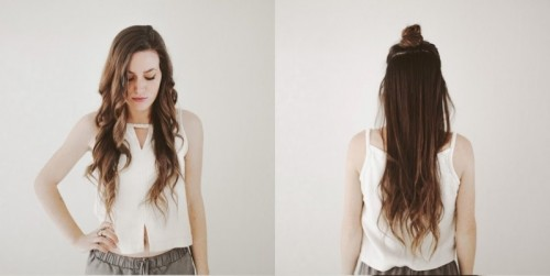 Easy DIY Faux Hair Cut To Try