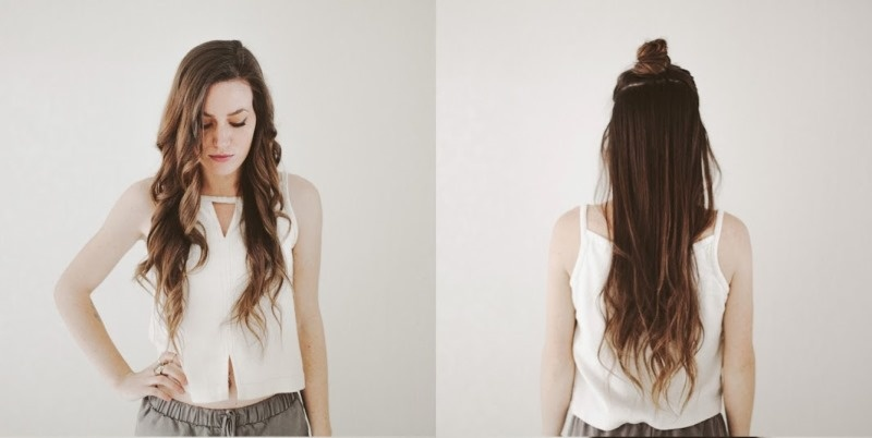 Picture Of easy diy faux hair cut to try  2