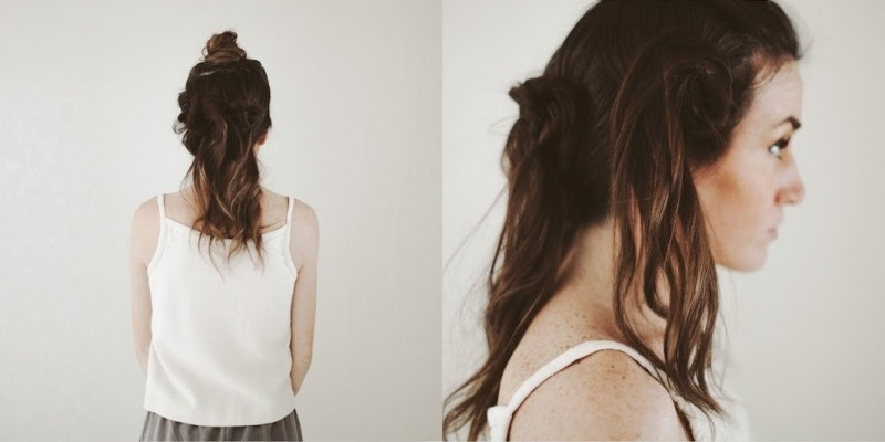 Picture Of easy diy faux hair cut to try  3