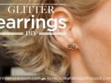 easy-diy-glitter-earrings-for-holidays-1