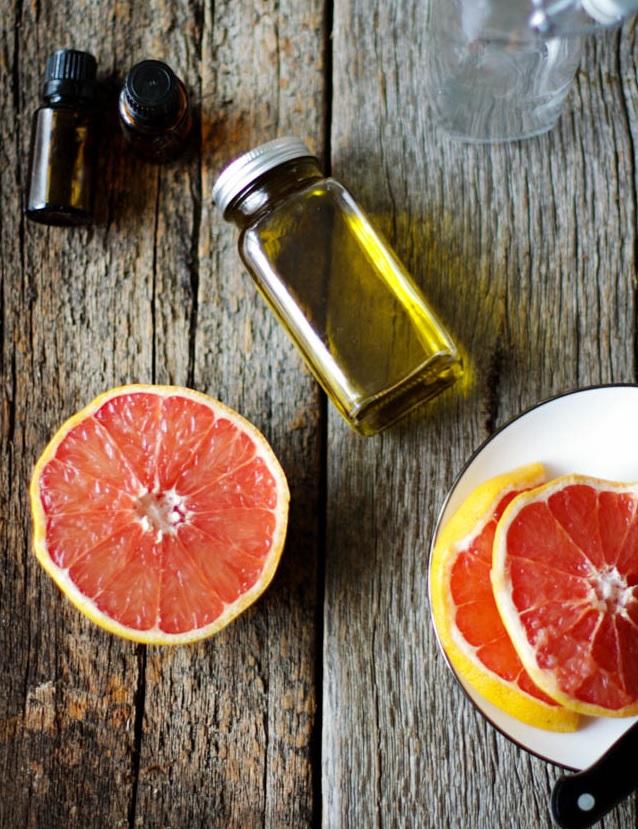 Picture Of easy diy grapefruit cellulite scrub  2