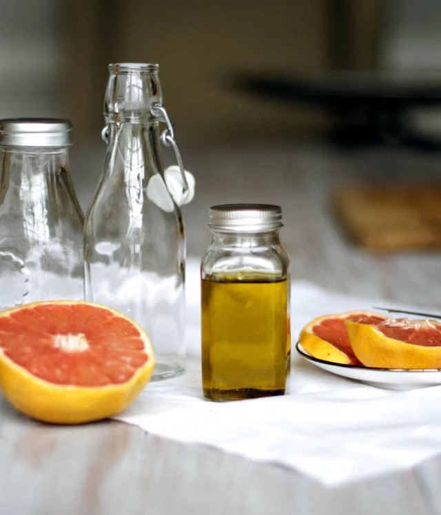 Picture Of easy diy grapefruit cellulite scrub  3
