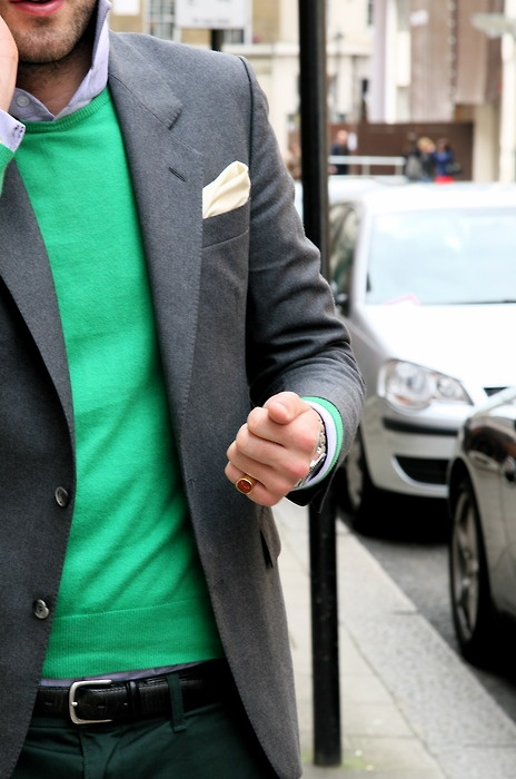 24 Edgy Bright Men Outfits For Work