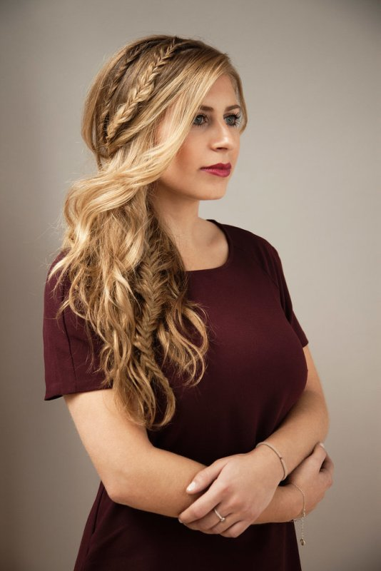 Picture Of effortlessly beautiful and glam diy blake lively inspired waves  1