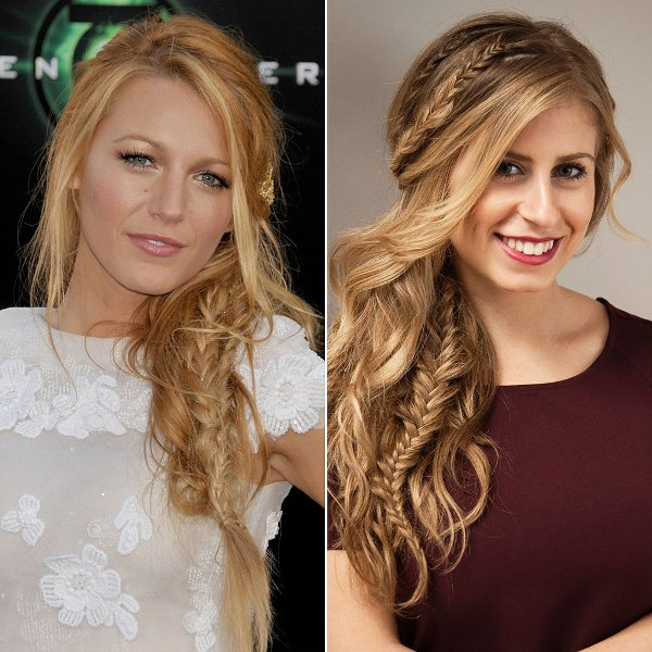 Picture Of effortlessly beautiful and glam diy blake lively inspired waves  2
