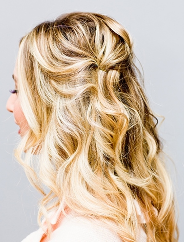 Picture Of effortlessly chic diy bridget bardot inspired hairstyle  2