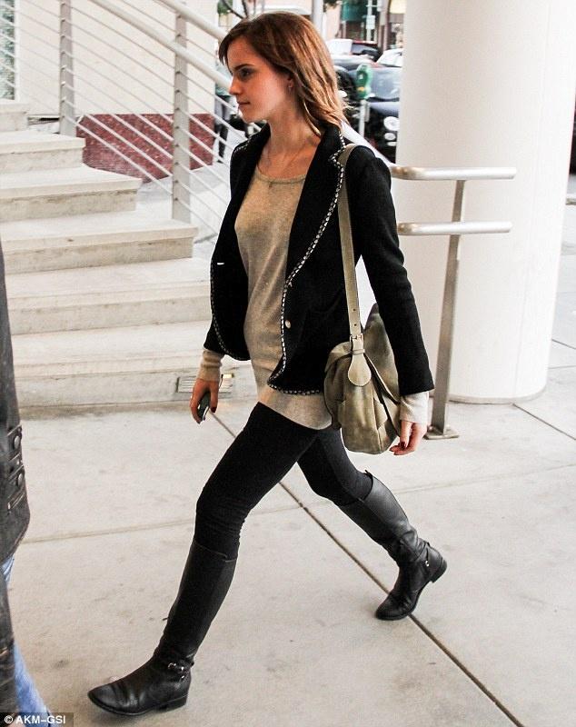 Emma-watson-casual-outfits-10 | Styleoholic