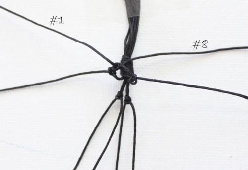 Макраме для начинающих: простая но эффектная подвеска
