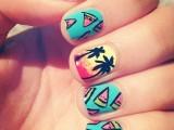 eye-catching-summer-nails-designs-14