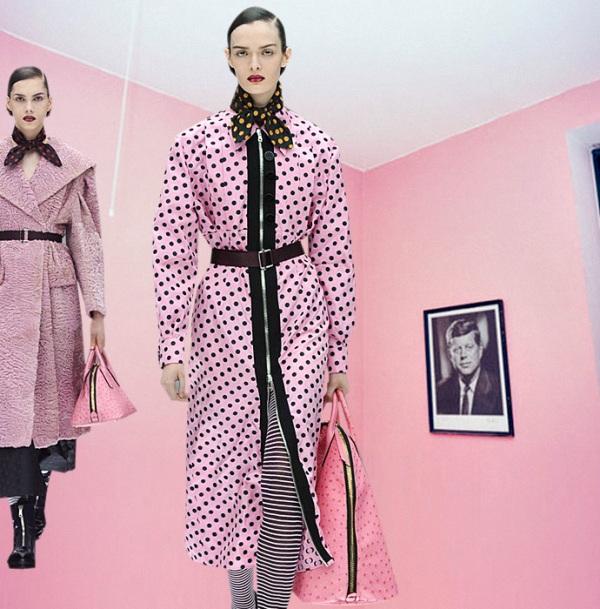 Picture Of fall 2013 fashion trend alert bubble gum color  13
