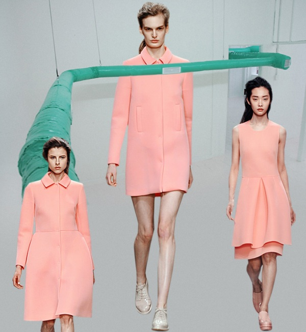 Picture Of fall 2013 fashion trend alert bubble gum color  9