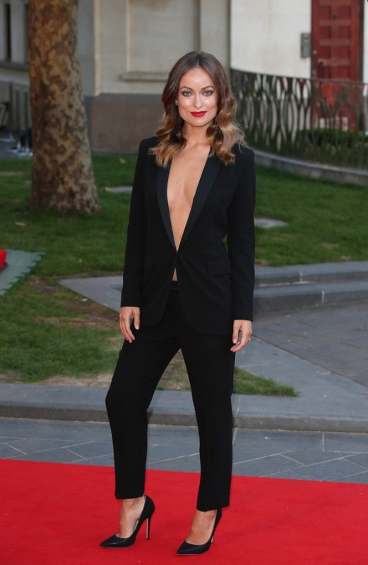 Picture Of fashion trend alert 10 sexy pantsuits ideas without a shirt  5