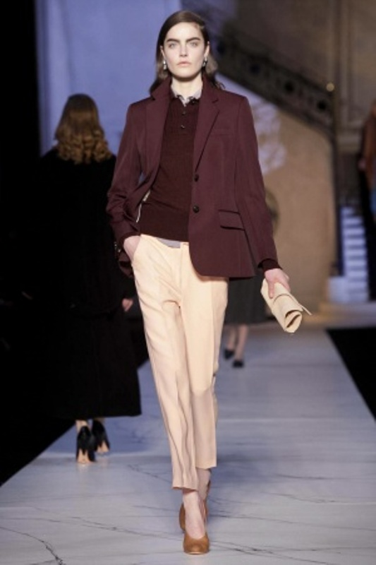 Picture Of fashion trend alert 15 ideas how to wear clothes in wine shades  12